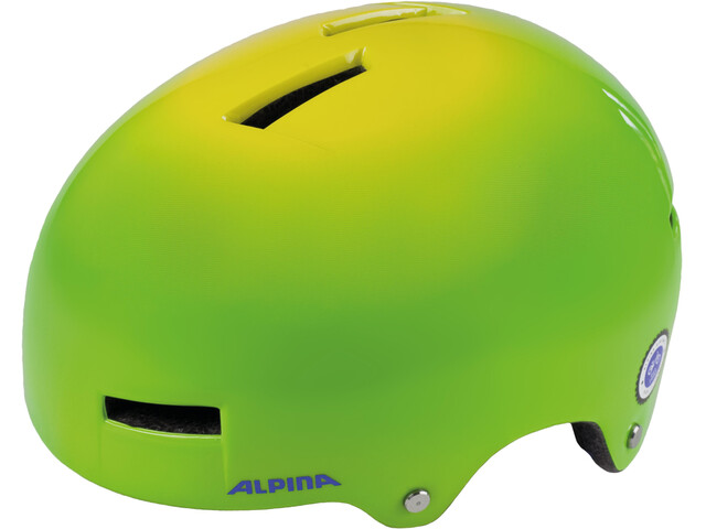 Alpina Airtime Cykelhjälm grön